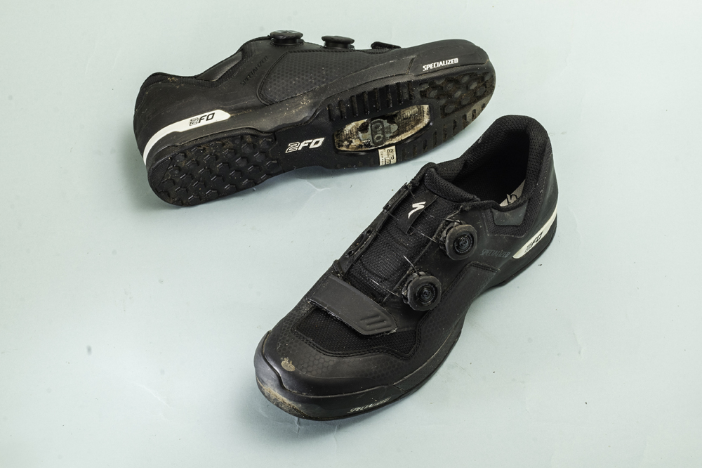 Specialized 2FO Cliplite shoe review - MBR