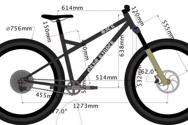 sick s grim ripper is a 62 head angle 29er plus bike mbr