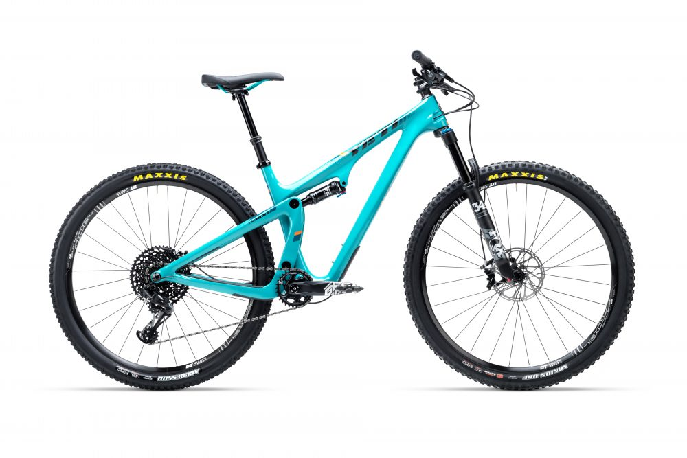 The new Yeti SB100 promises XC speed and trail bike handling - MBR