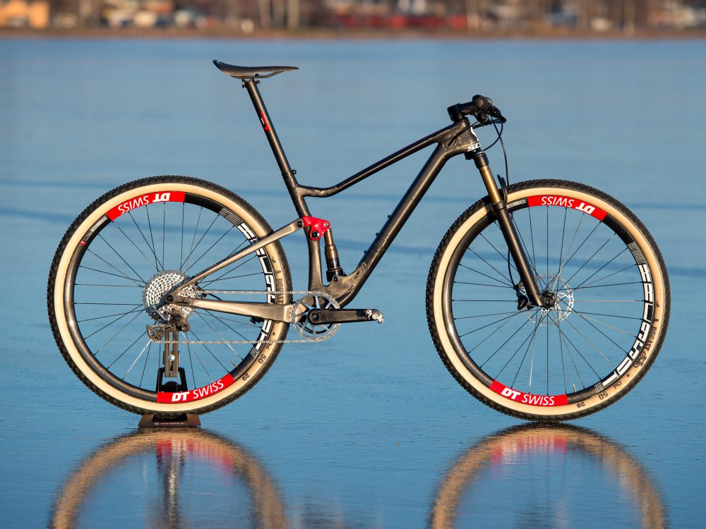 Are these the two lightest 29er mountain bikes in the world? - MBR