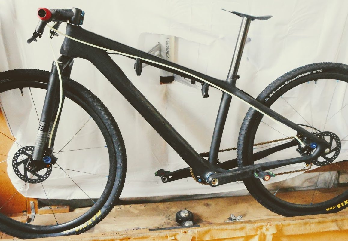 Actually, THIS is the lightest mountain bike in the world - MBR