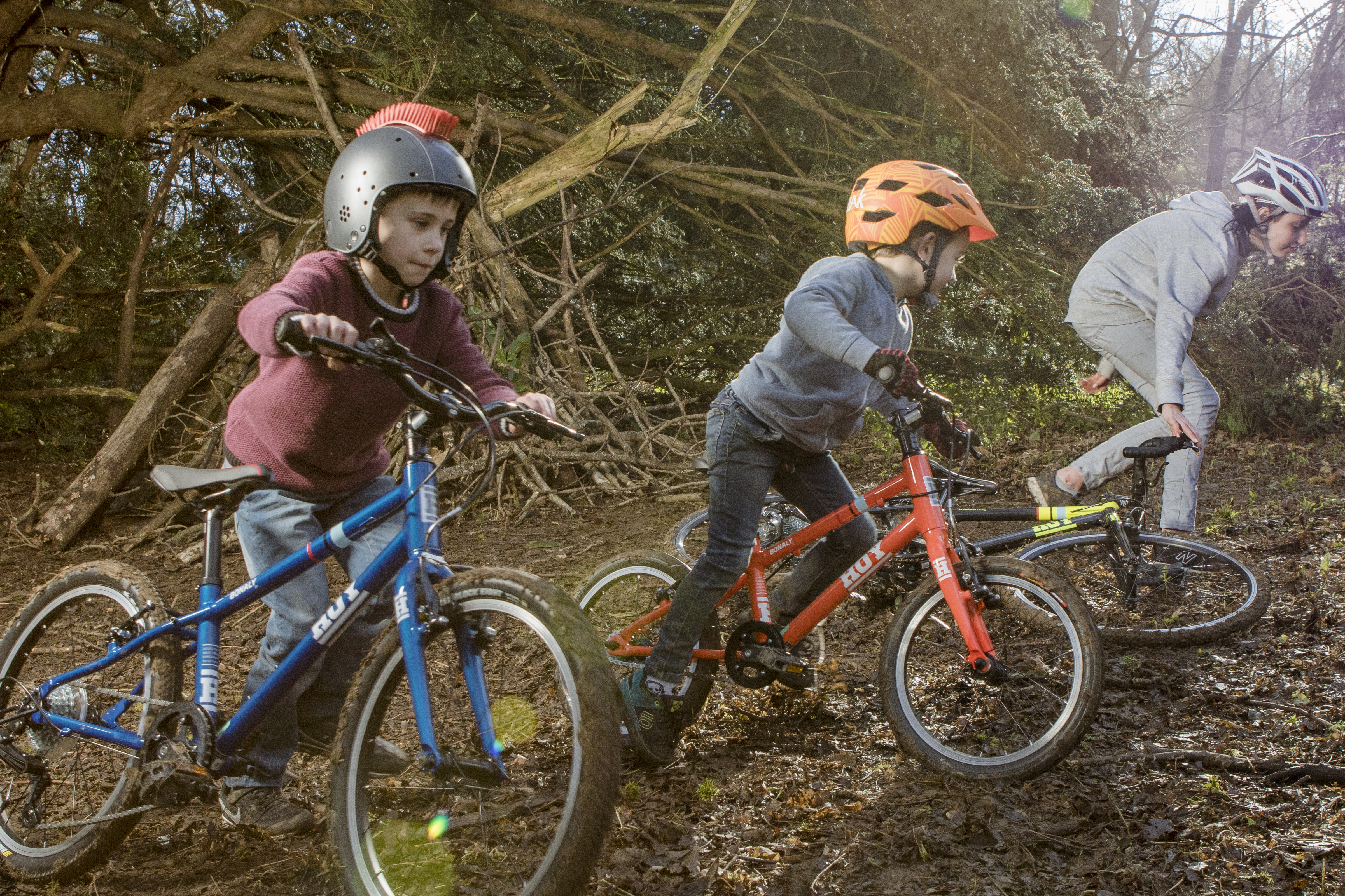 Evans Cycles launch new Hoy kids' bikes - MBR
