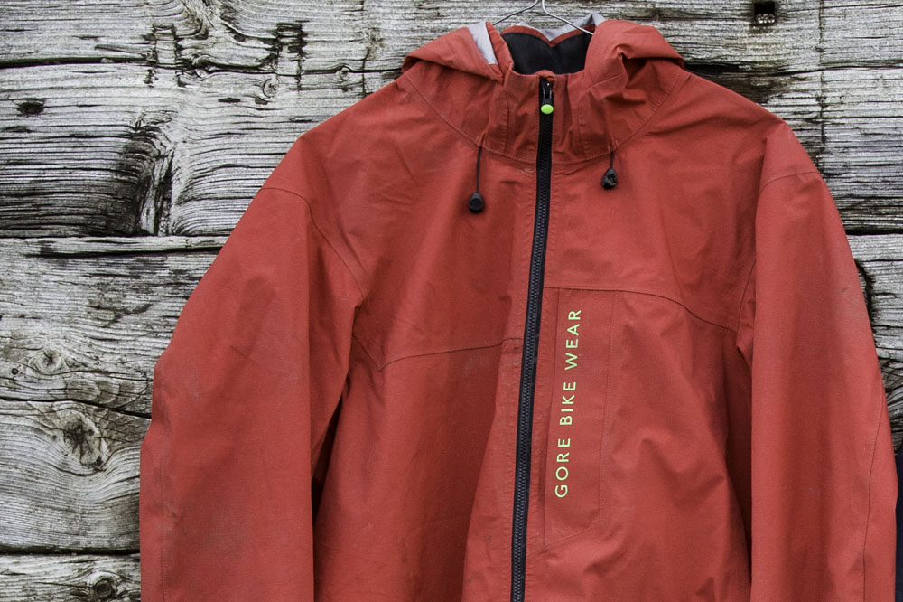 8f9cb15c Gore Power Trail Jacket review - MBR