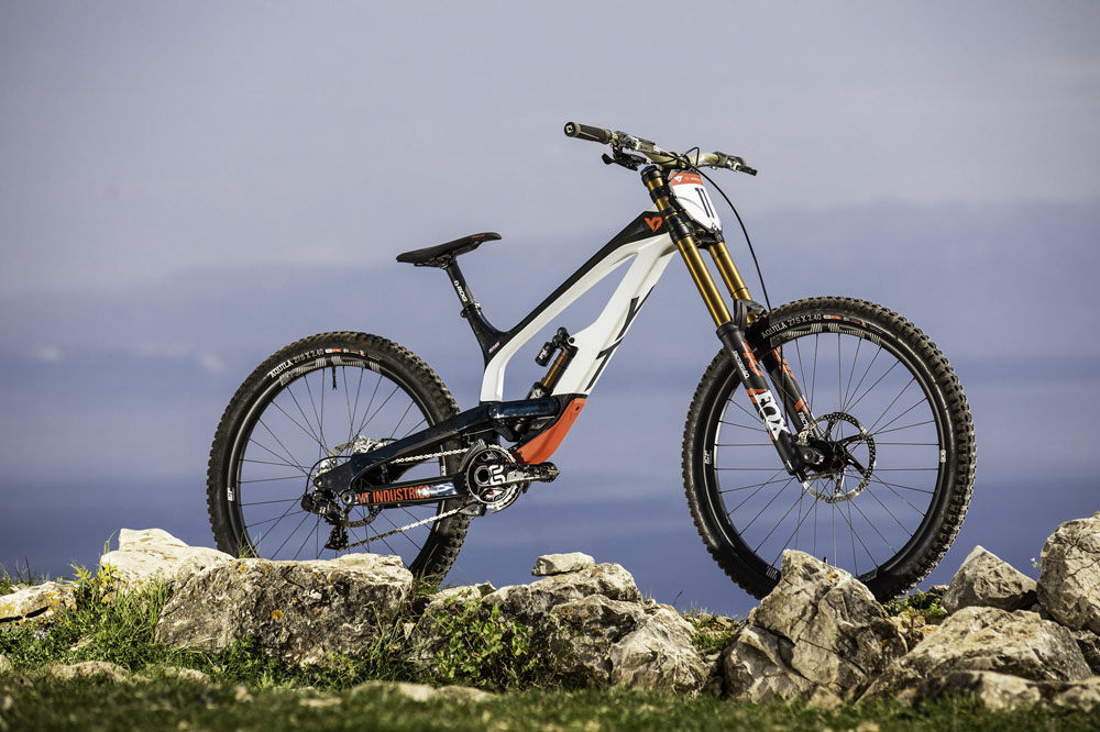 efe0654f898 New full carbon YT Tues downhill bike starts from €3,999 - MBR