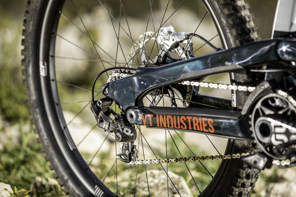 New full carbon YT Tues downhill bike starts from €3,999 - MBR