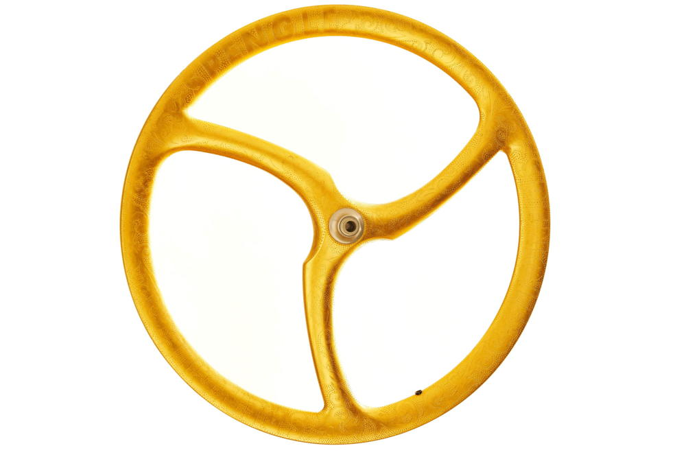 £10,000 gold-plated tri-spoke wheels and 10 other outrageously expensive bike parts - MBR