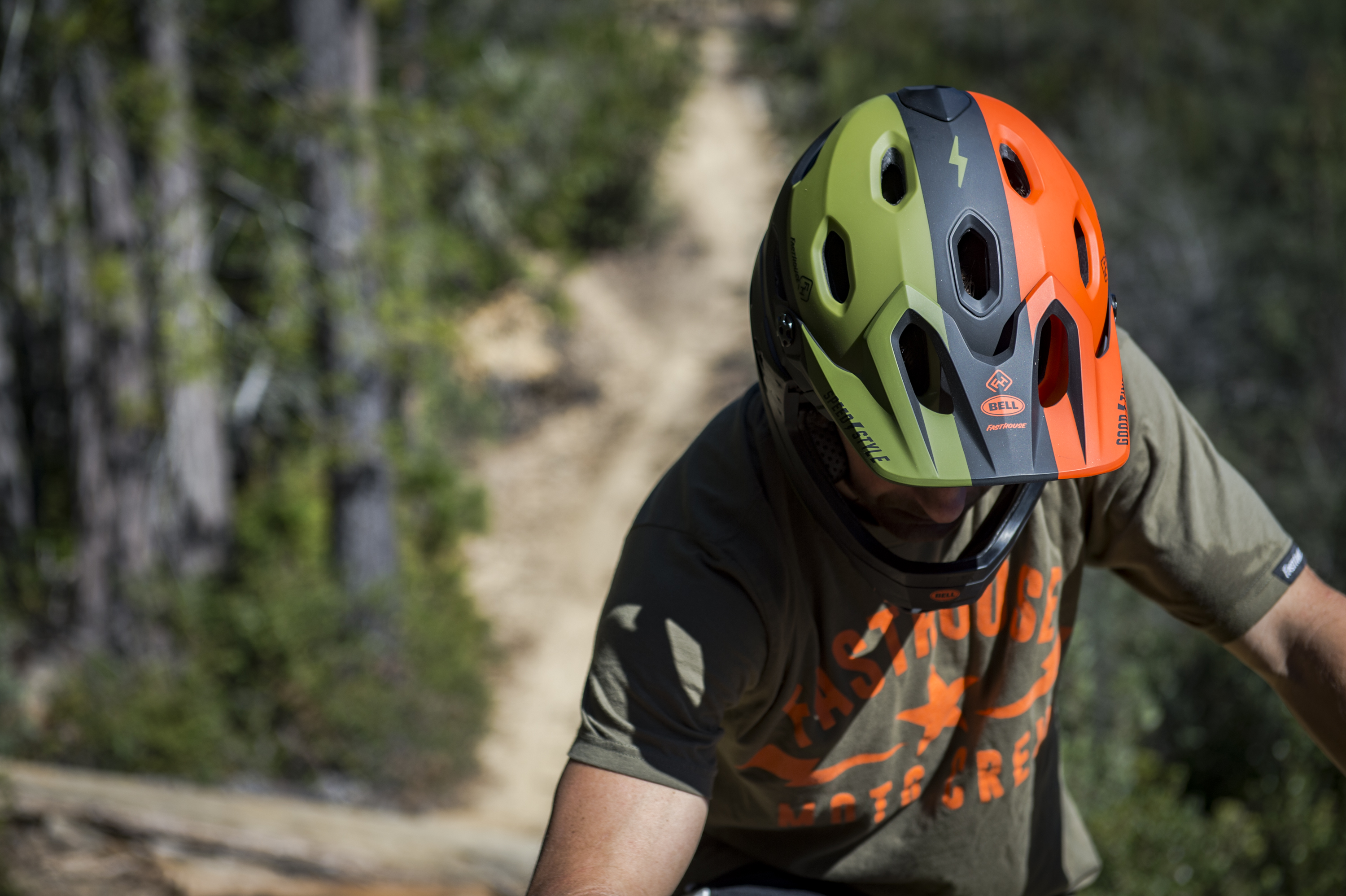 Limited edition Bell Fasthouse helmets look sick - MBR e0f011e71