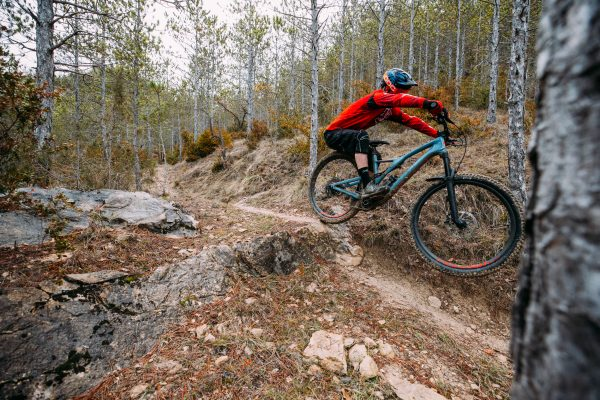 f81bd4c93bc The new Stumpjumper has its trail credentials fully stamped up. Photo:  Harookz