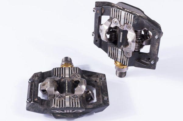 c126ef38293 Shimano Saint M820 pedal review - MBR