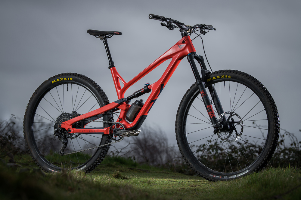 29er Trail Bike of the Year: YT Jeffsy 29 CF Comp