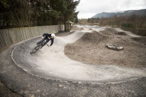 how to pump track