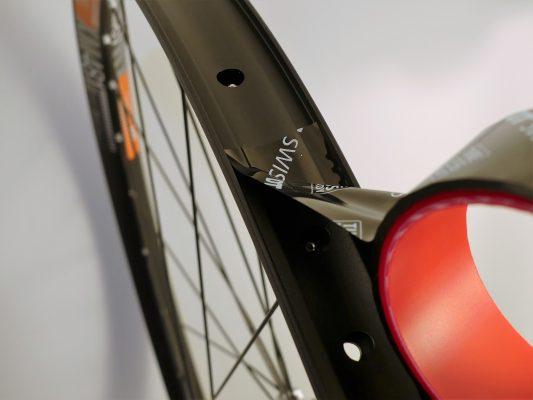 mountain bike to tubeless
