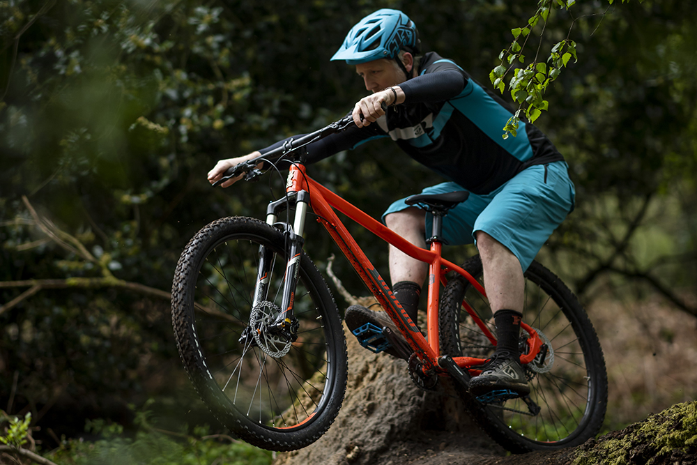2216cab1a8d Sub £750 Hardtail of the Year: Voodoo Bizango review | MBR