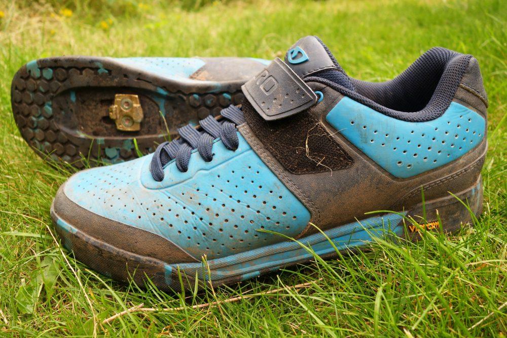 96237a0a44b Giro Chamber II shoe review - MBR