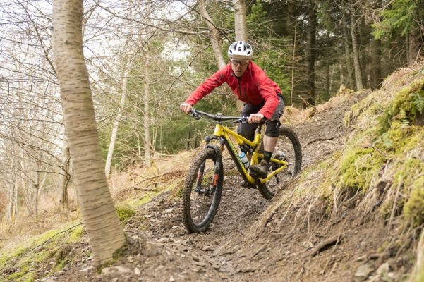 How To Loose Control On A Mountain Bike Mbr