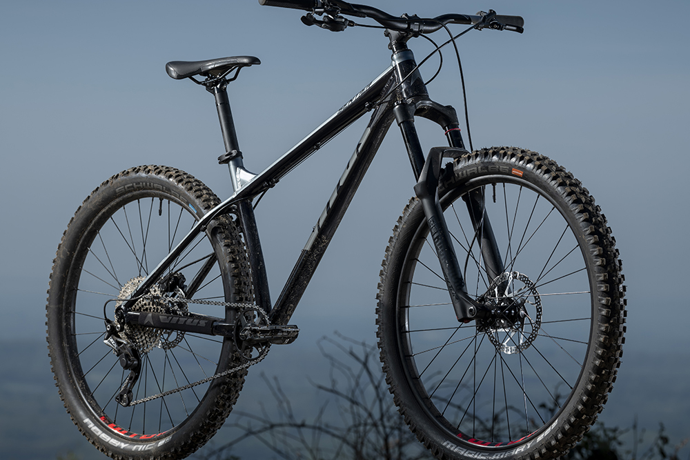 b0ea2a051a0 Sub £1,000 Hardtail of the Year: Vitus Sentier 27 VR review - MBR