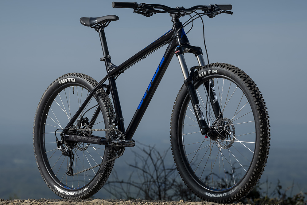 edd00814d29 Sub £500 Hardtail of the Year: Vitus Nucleus 27 VR review - MBR