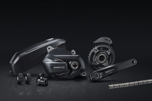 New Shimano E7000 is like SLX for ebikes - MBR