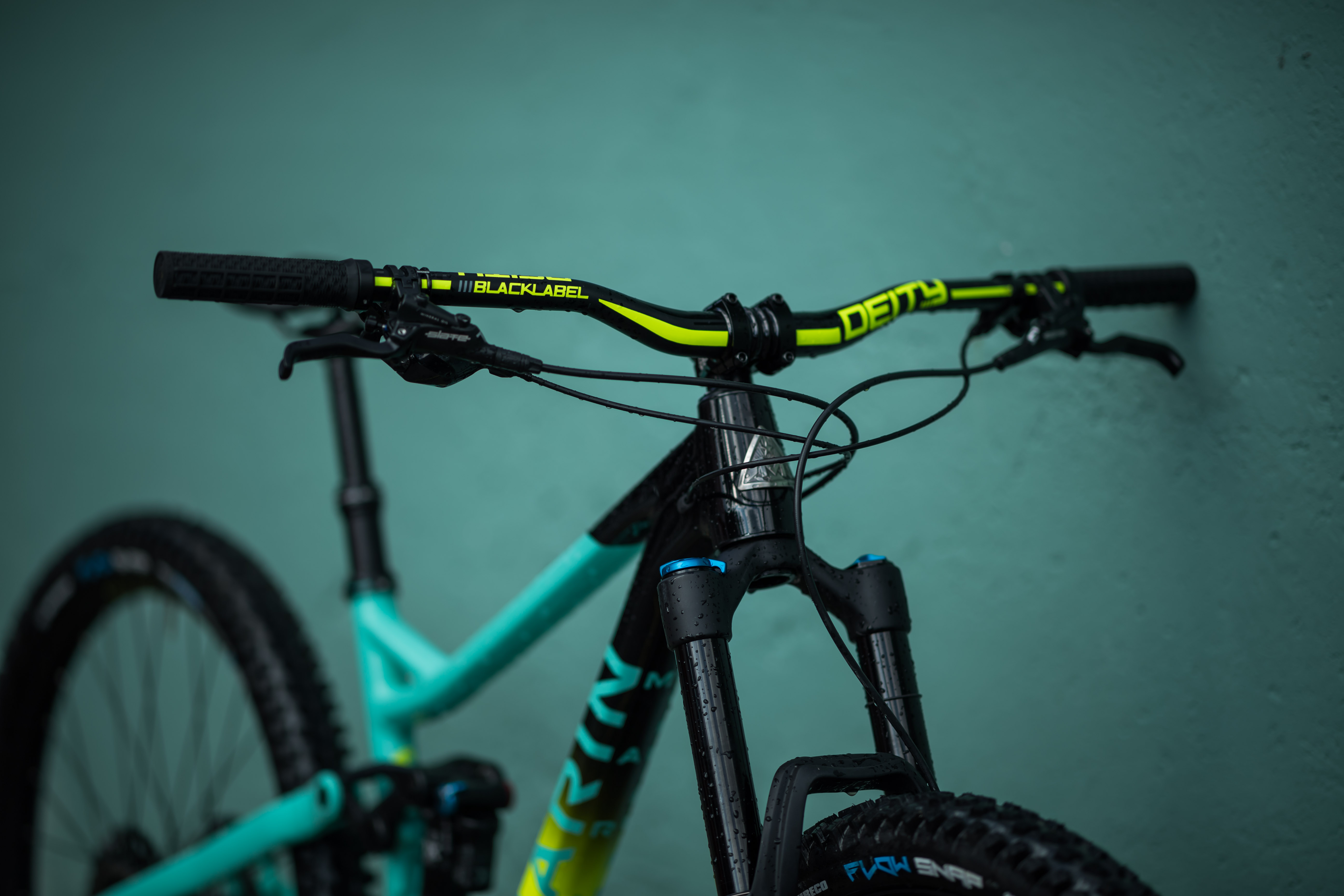 First ride verdict on the new Marin Alpine Trail long travel 29er - MBR