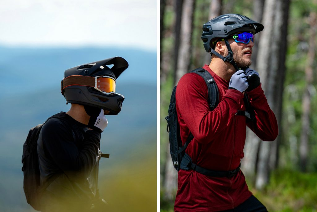 New convertible helmet from Sweet Protection and other stuff - MBR 5c44303f6