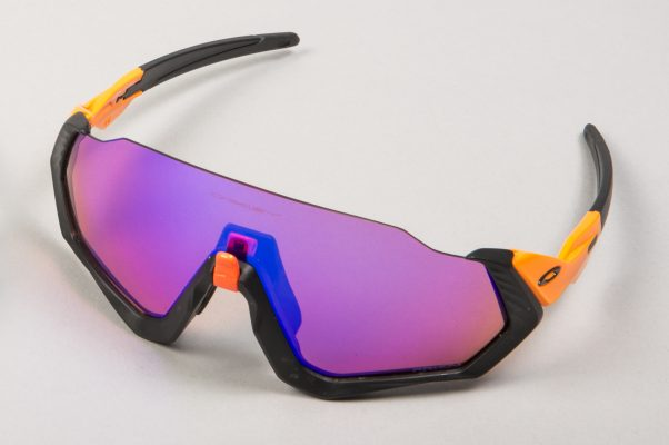 5abc1f9a0725 Oakley Flight Jacket Prizm Trail glasses review - MBR