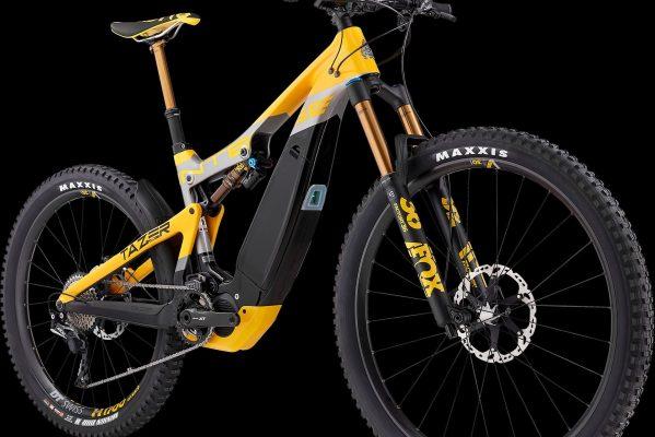Say Hello To The New Intense Tazer E Bike Mbr