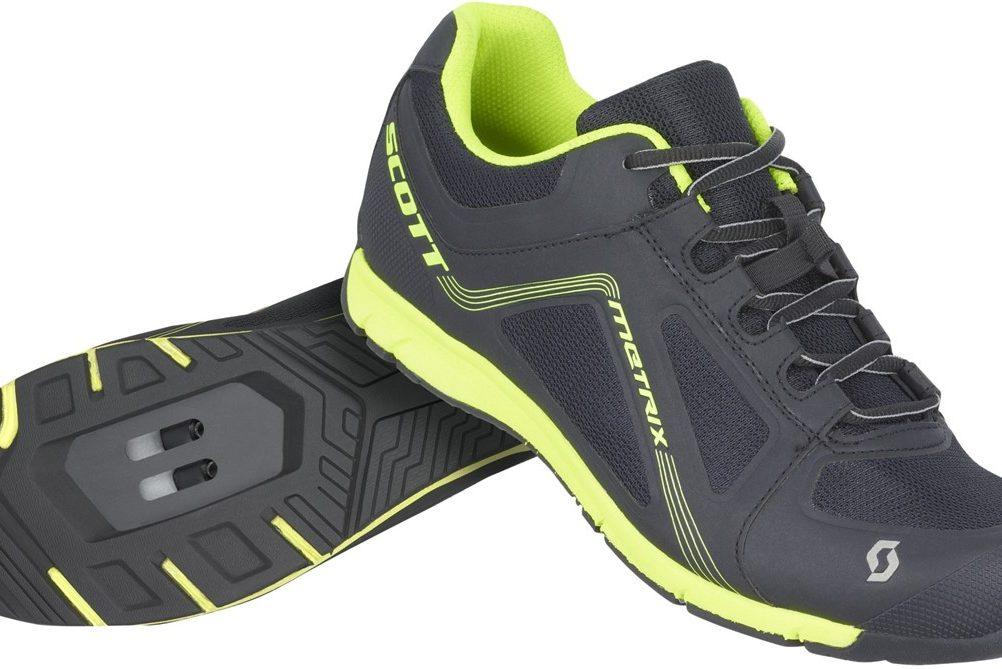 Scott Metrix SPD MTB shoes review - MBR