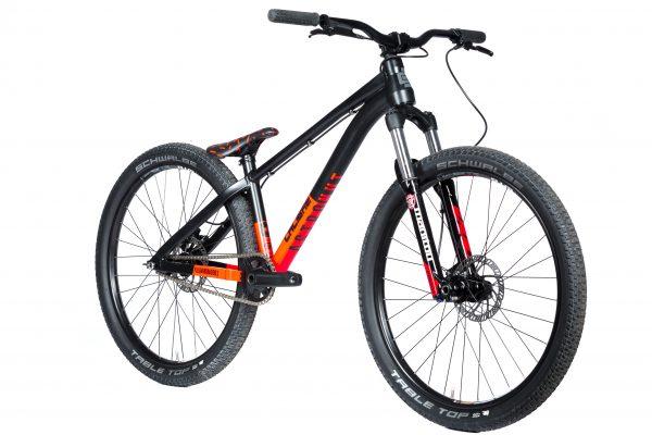 calibre astronut dirt jump bike 26aintdead mbr