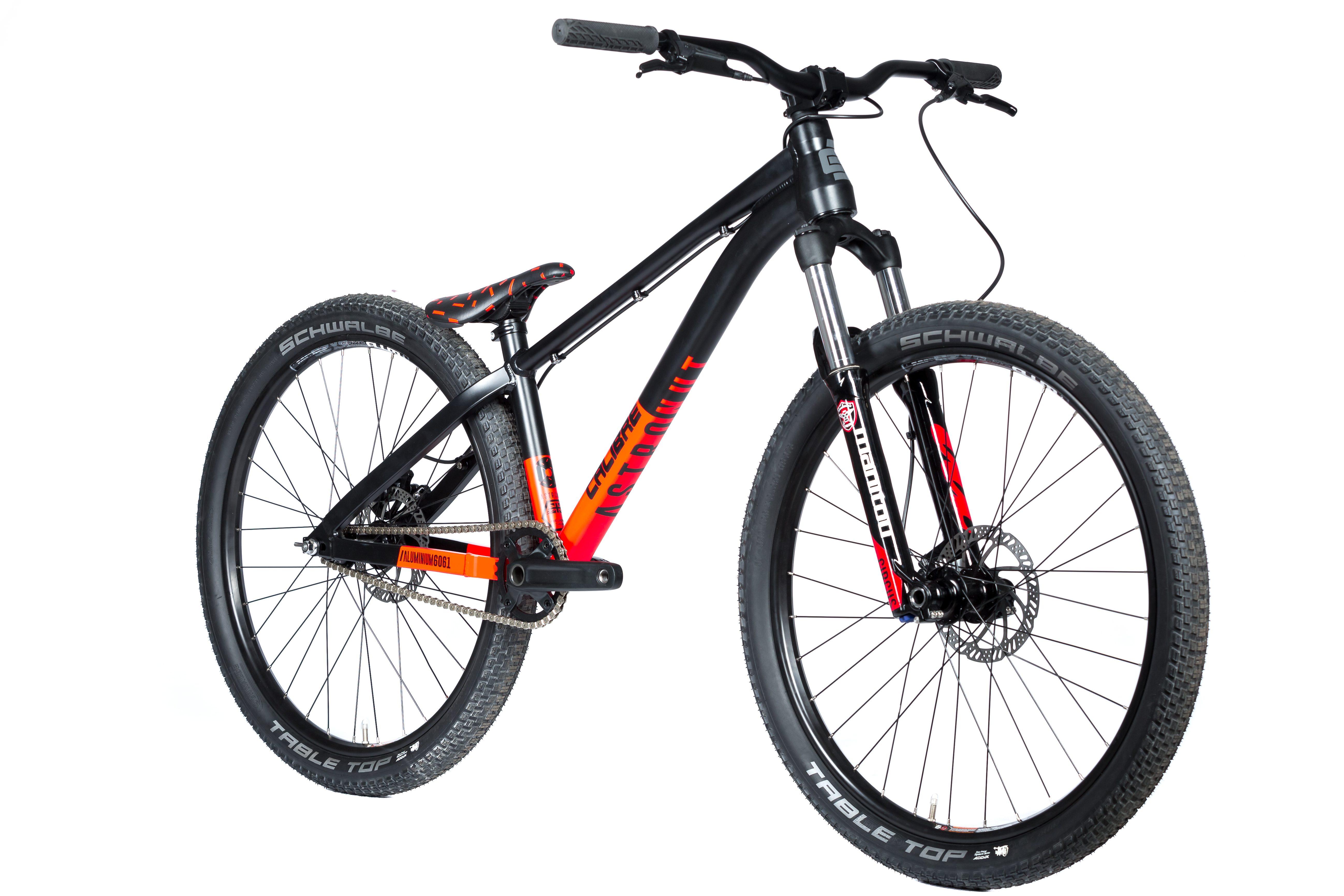 Calibre Astronut dirt jump bike #26aintdead - MBR
