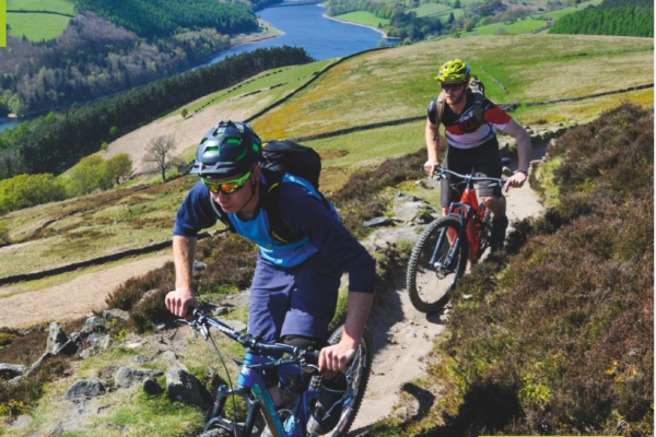 Five of our favourite Peak District routes