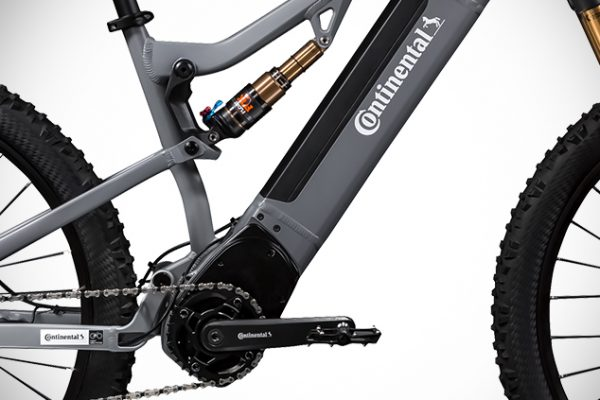 0cf463c63d7 Continental jump into electric scene with Continental eBike System ...