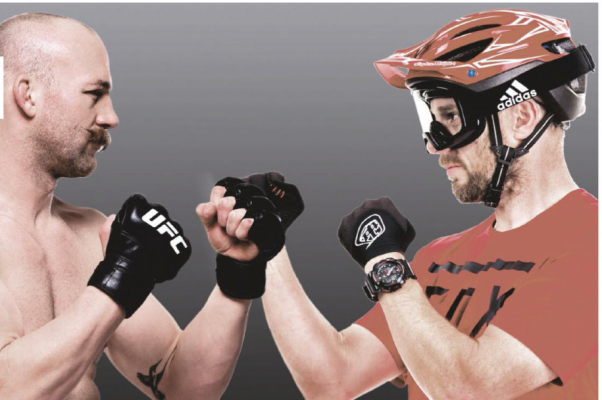 Cage fighting skills for mountain bikers - MBR