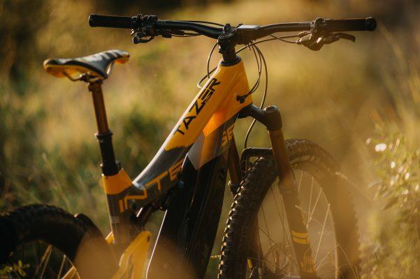 Intense Tazer e-bike first ride - MBR