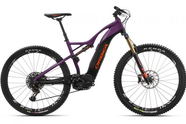 Check out the 2019 Orbea Wild FS eMTB - MBR