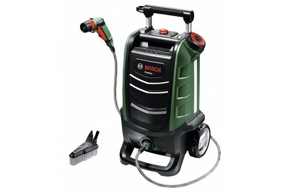 Best mobile pressure washers 2019 - MBR
