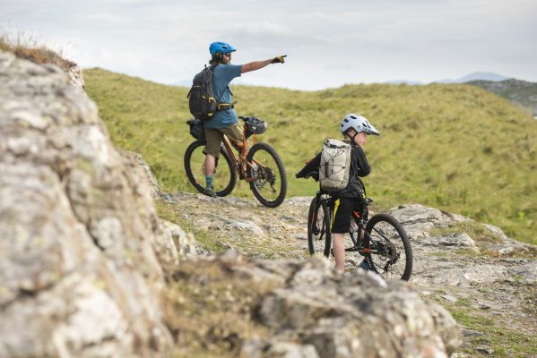 Five easy-hill routes that are ideal for doing with kids