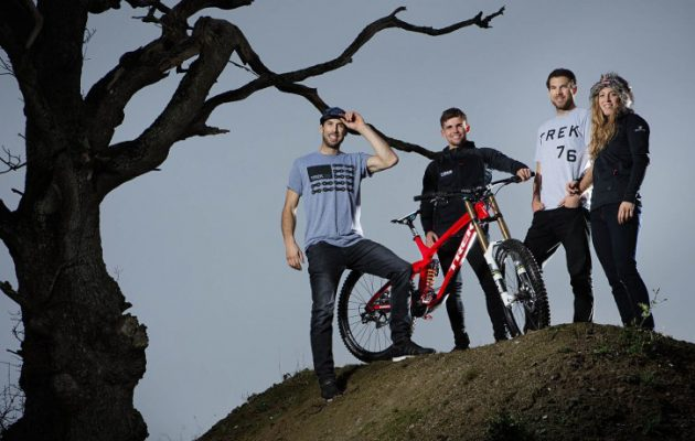 Athertons and Trek part ways - MBR