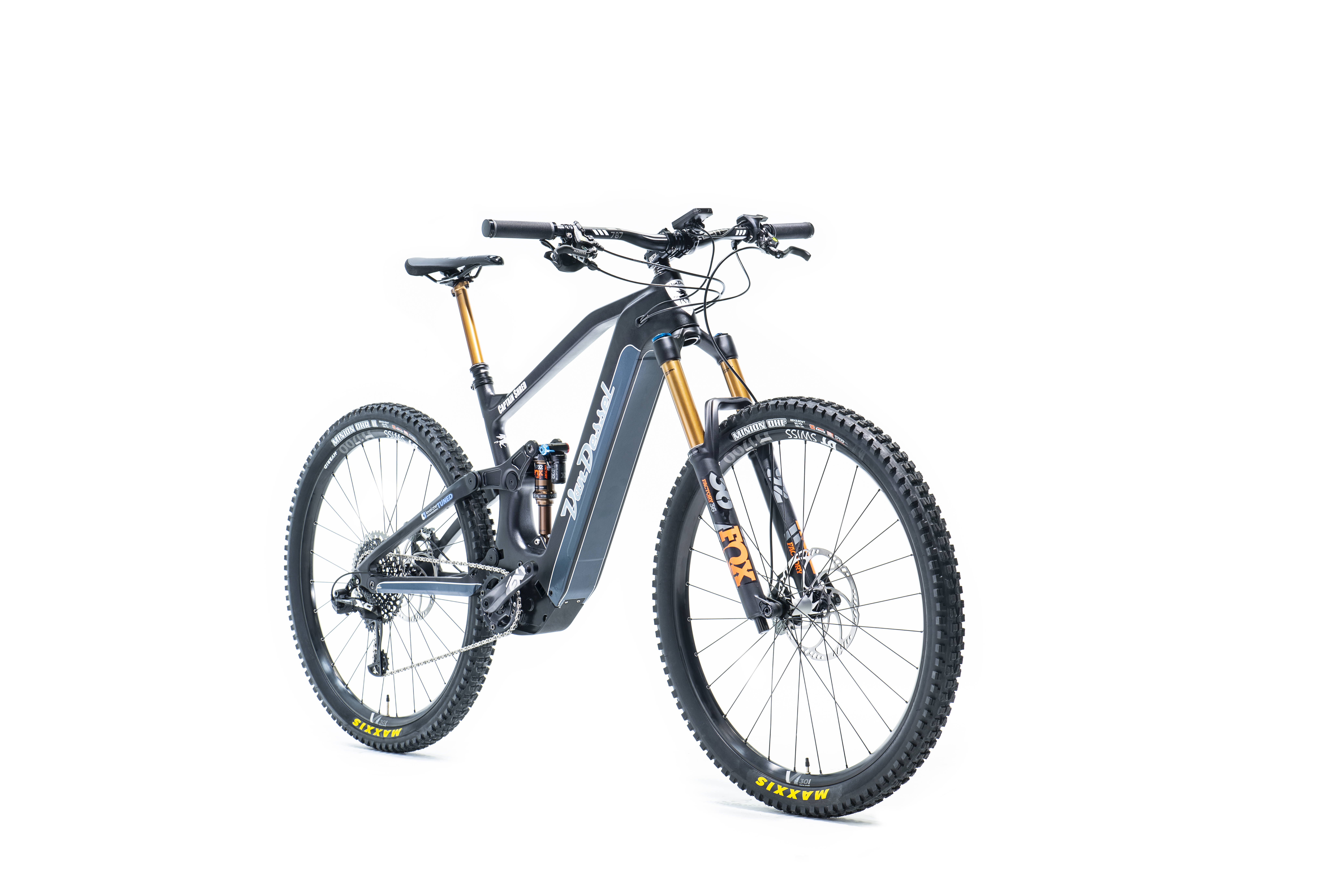 What's good about the new Panasonic e-bike motor? - MBR