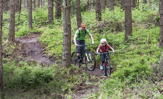 Why mountain biking is better than ever for under-18s - MBR
