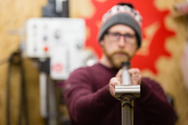 Interview with Dan from Stanton Bikes - MBR
