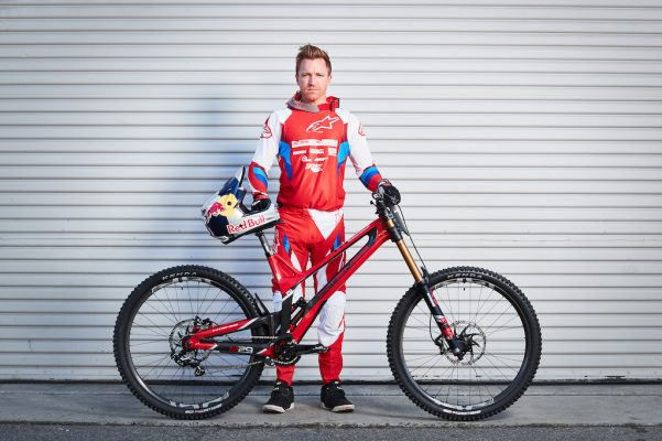 Aaron Gwin will be racing for Intense - MBR