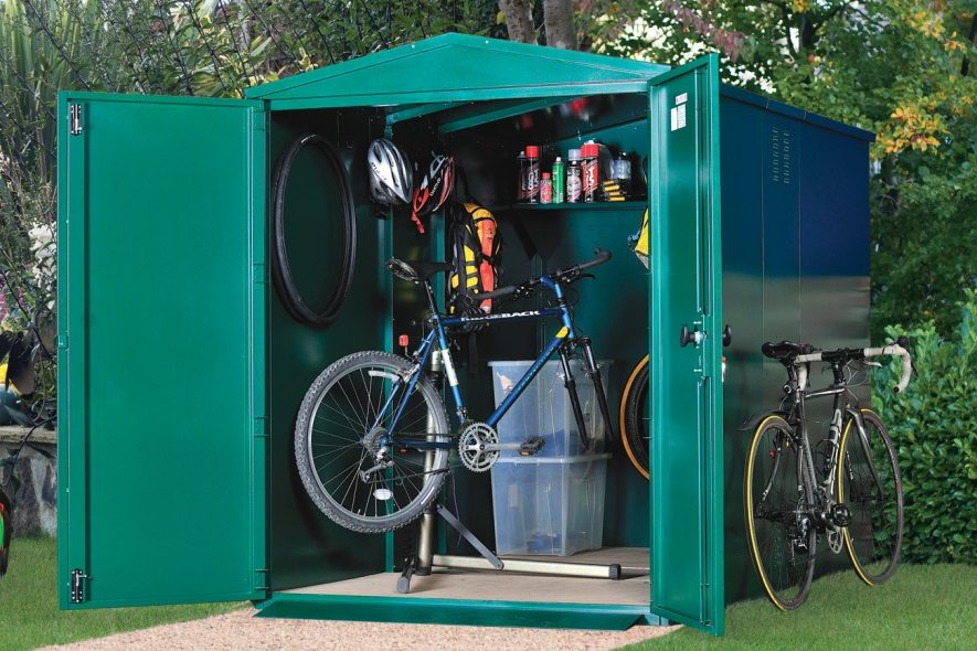 Funding Istance Of Up To 500 Is Available In Either A 5 Bike Storage Maintenance Package Or As Contribution Towards Custom