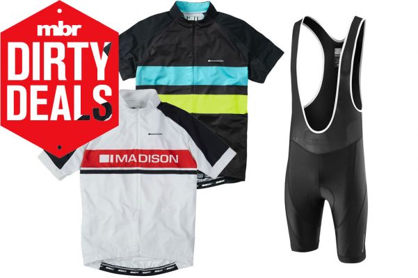 Madison Sportive Jersey and Bibshort Pack – £79.99 – £34.99 8db4b493a