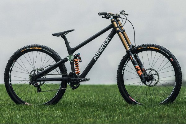 Atherton Bikes on display for first time at London Bike Show