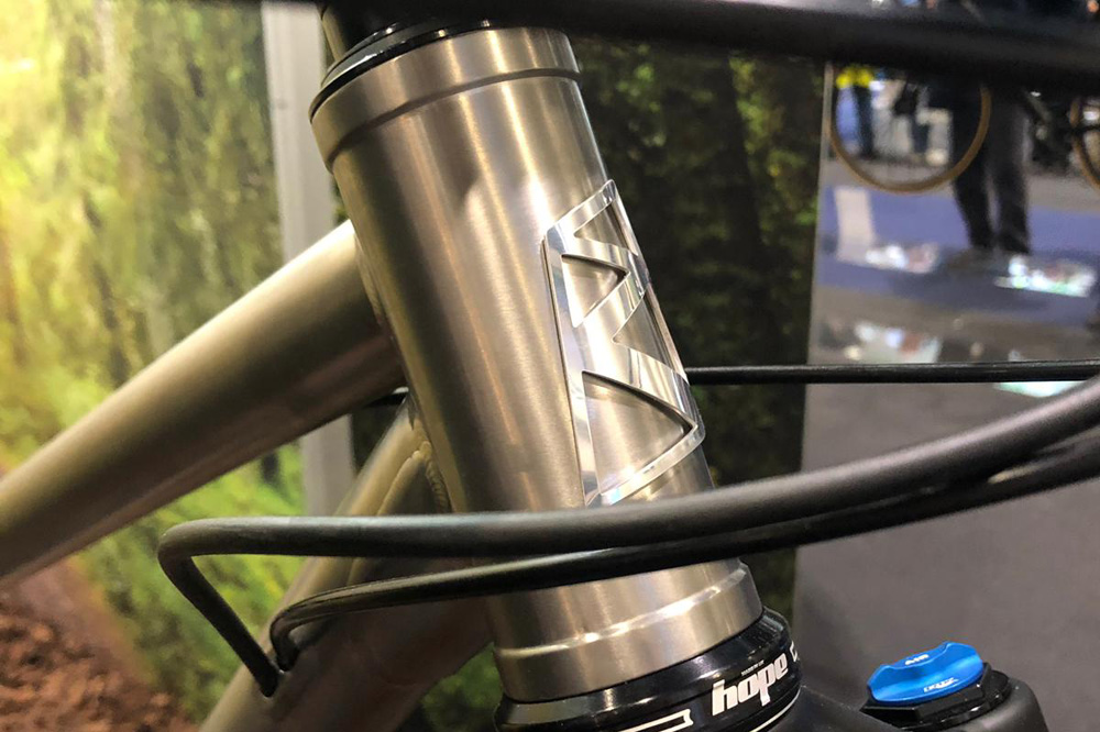 8eea41bc8fd As with Ribble's titanium road bikes, you can expect the price of the HT  650 Ti mountain bike to be very competitive. For example their CGR Ti  frameset is ...