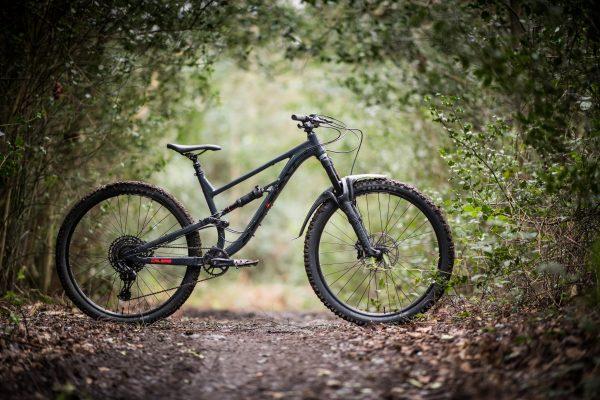 Calibre Sentry is a 150mm travel 29er enduro race bike for