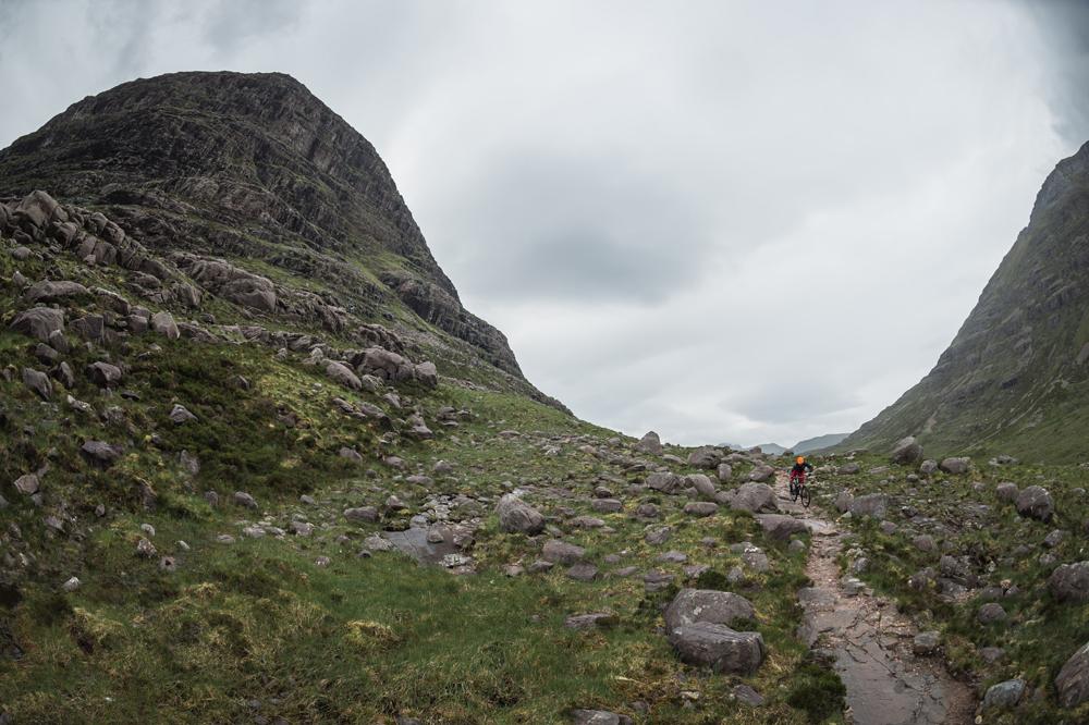 Torridon's torrent of untamed trails - MBR