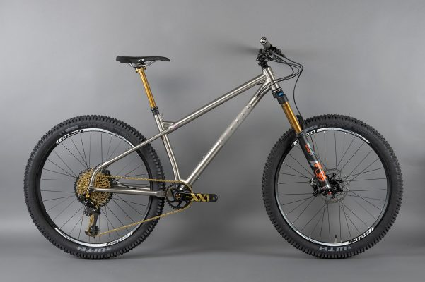 Ribble Cycles' first ever mountain bike is a titanium hardcore hardtail