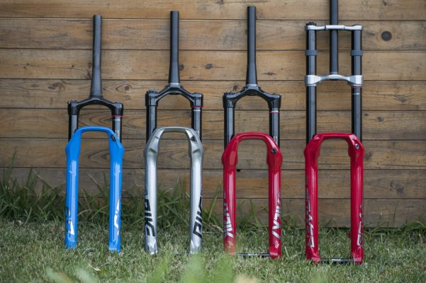 Details of next year's RockShox Lyrik, Pike, SID and Boxxer forks