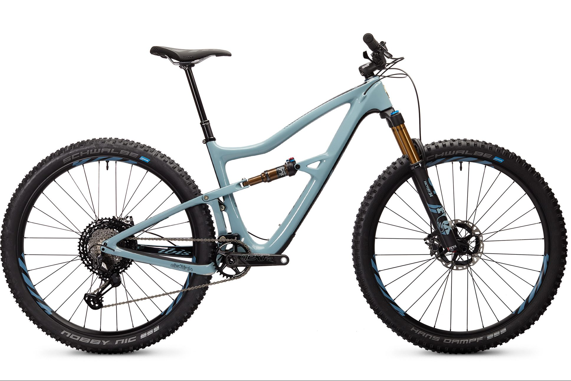 All new from-the-ground-up redesign of the Ibis Ripley 120mm 29er - MBR